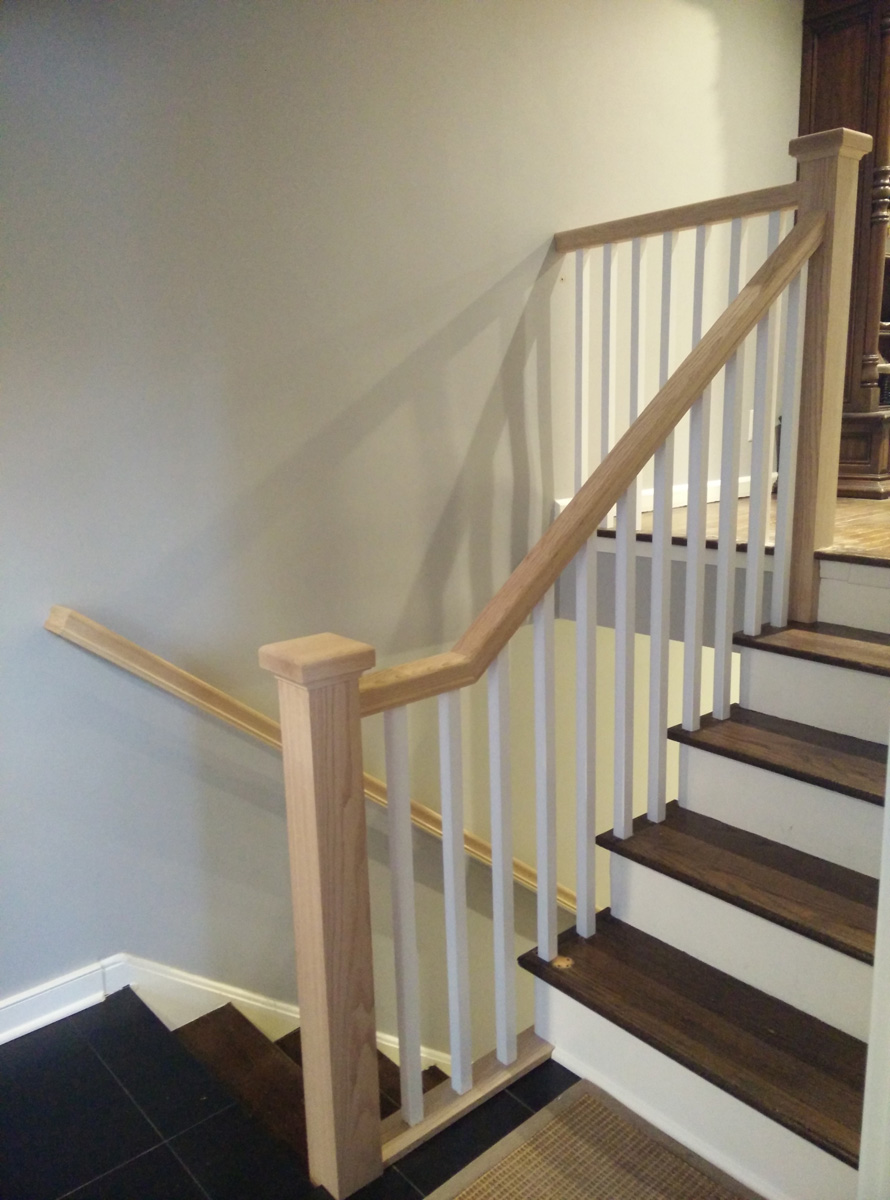 New Jersey Dkp Wood Railings Amp Stairs
