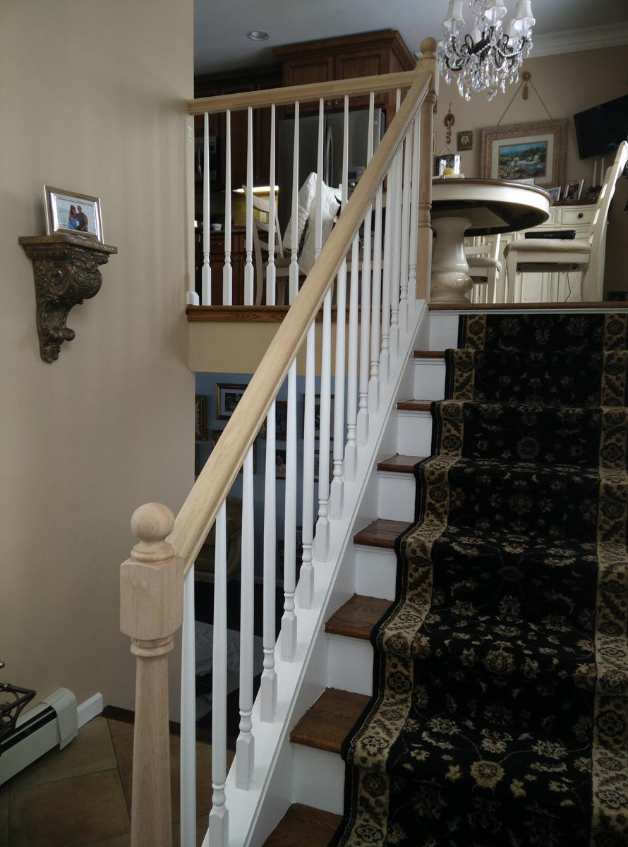 Model Queens  DKP Wood Railings Amp Stairs