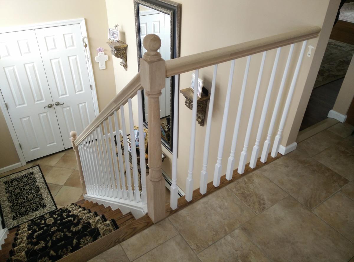 Queens Dkp Wood Railings Amp Stairs