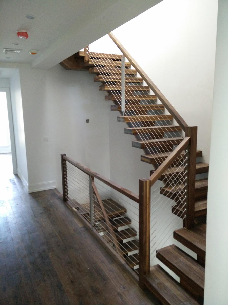 Wyckoff Street Brooklyn Dkp Wood Railings Amp Stairs