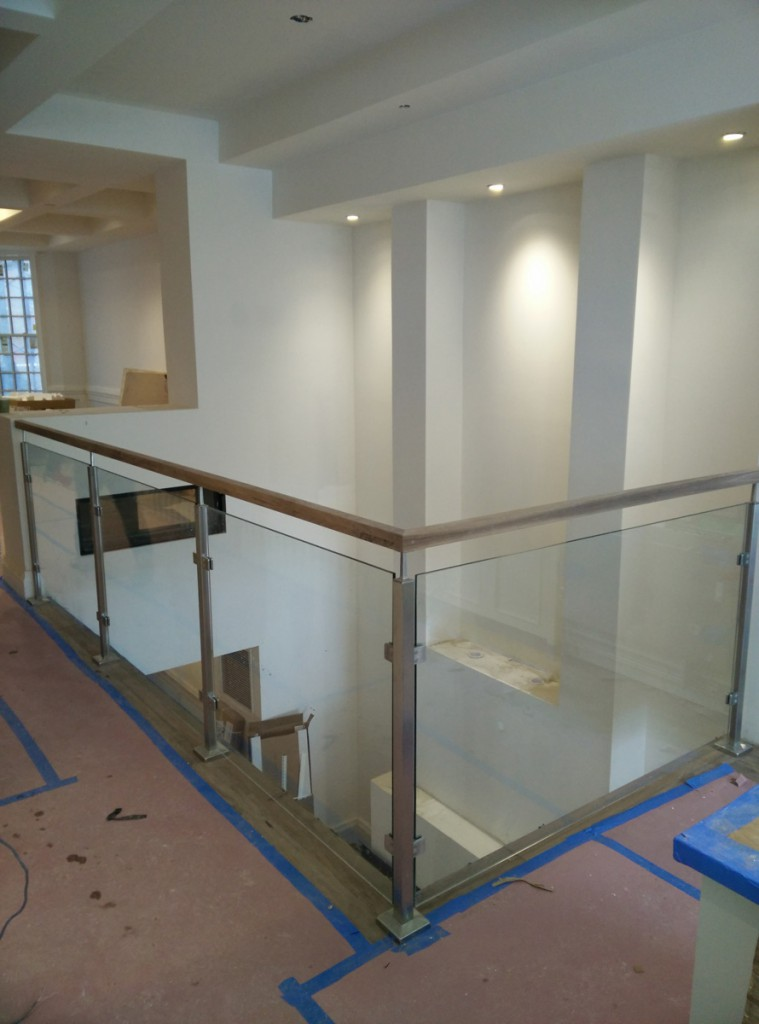 Portfolio Dkp Wood Railings Amp Stairs
