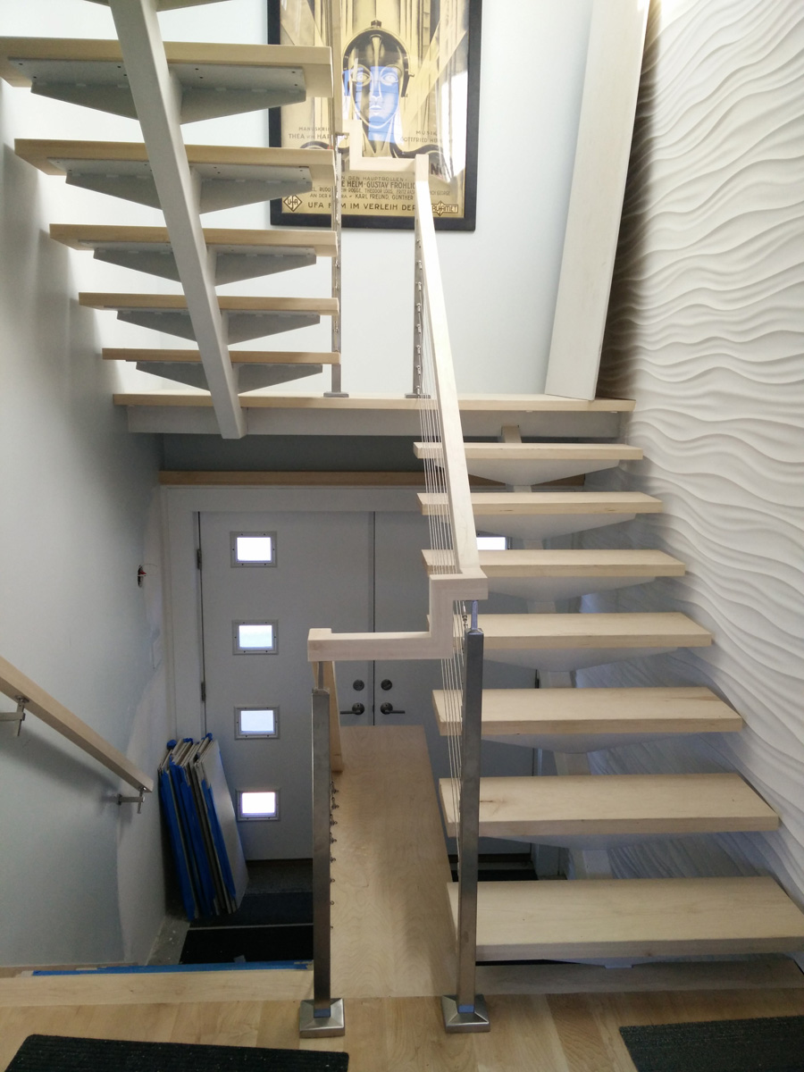 Long Beach Dkp Wood Railings Amp Stairs