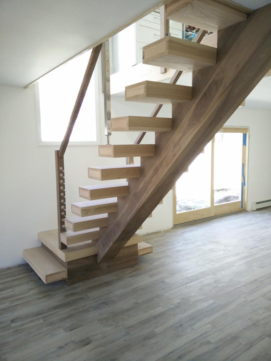 Bulls Head Staten Island Dkp Wood Railings Amp Stairs