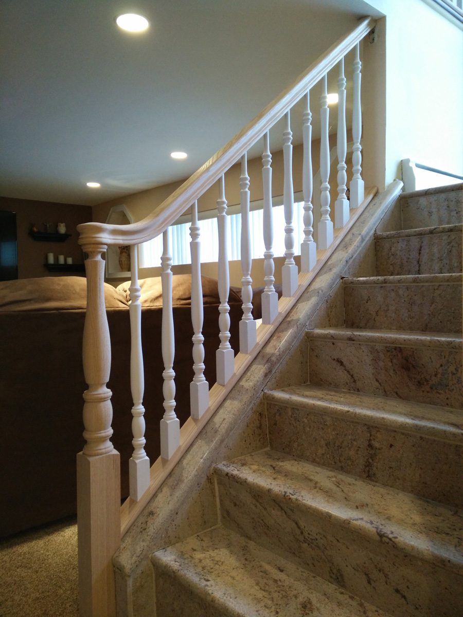 Smithtown Long Island Dkp Wood Railings Amp Stairs