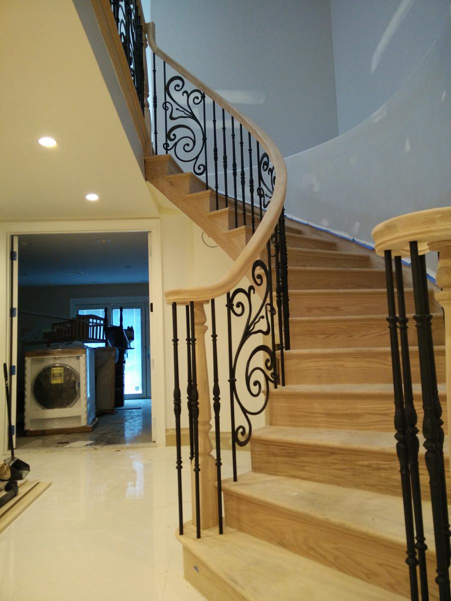 Bushwick Brooklyn Dkp Wood Railings Amp Stairs