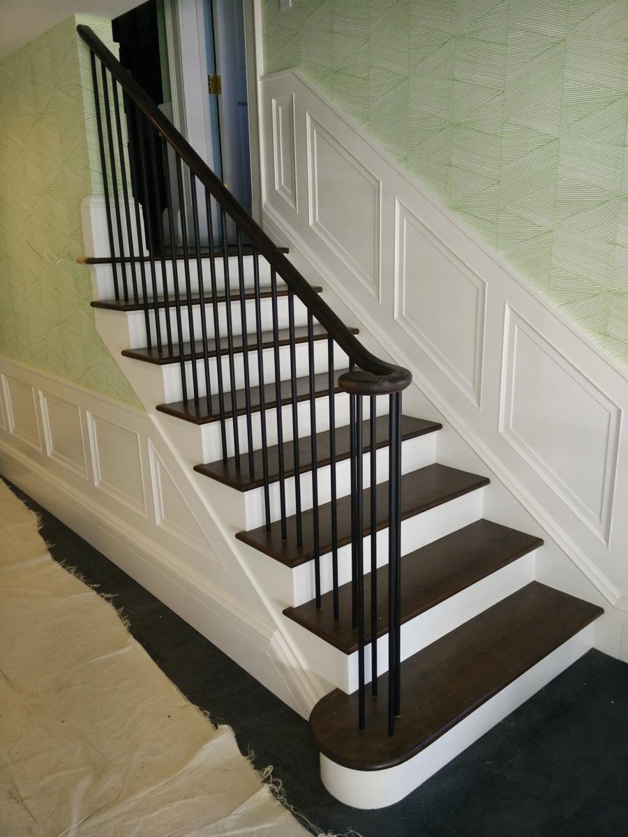 Glen Cove Long Island Dkp Wood Railings Amp Stairs