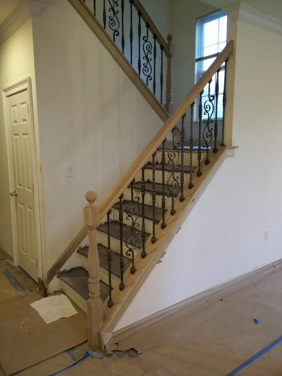 West Babylon Long Island Dkp Wood Railings Amp Stairs
