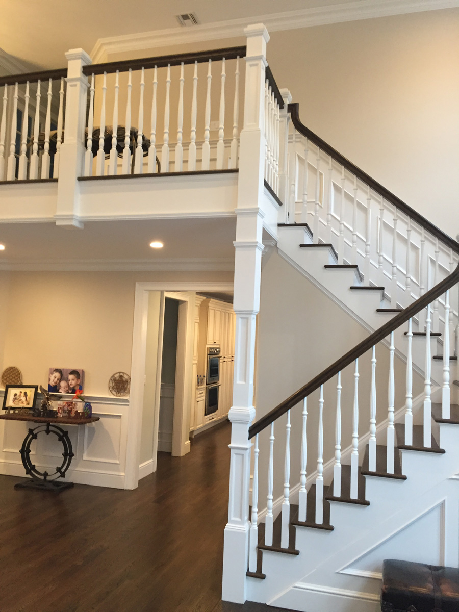 Medford Long Island Dkp Wood Railings Amp Stairs