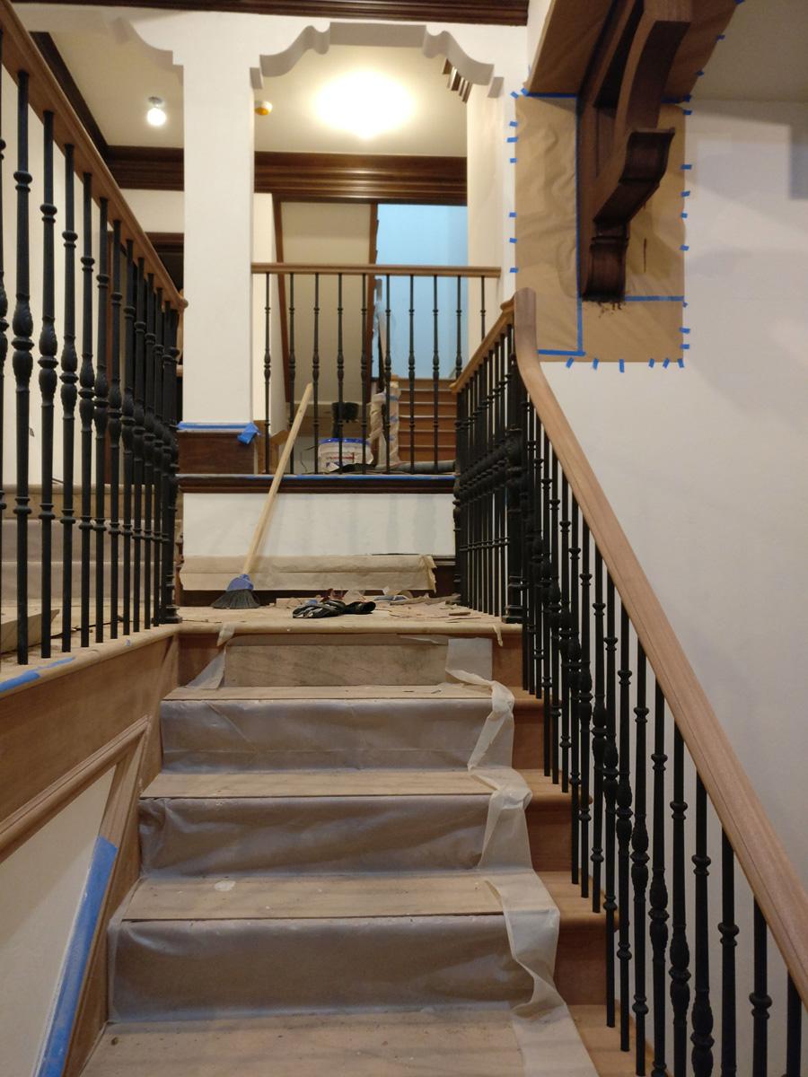 DKP Wood Railings U0026 Stairs