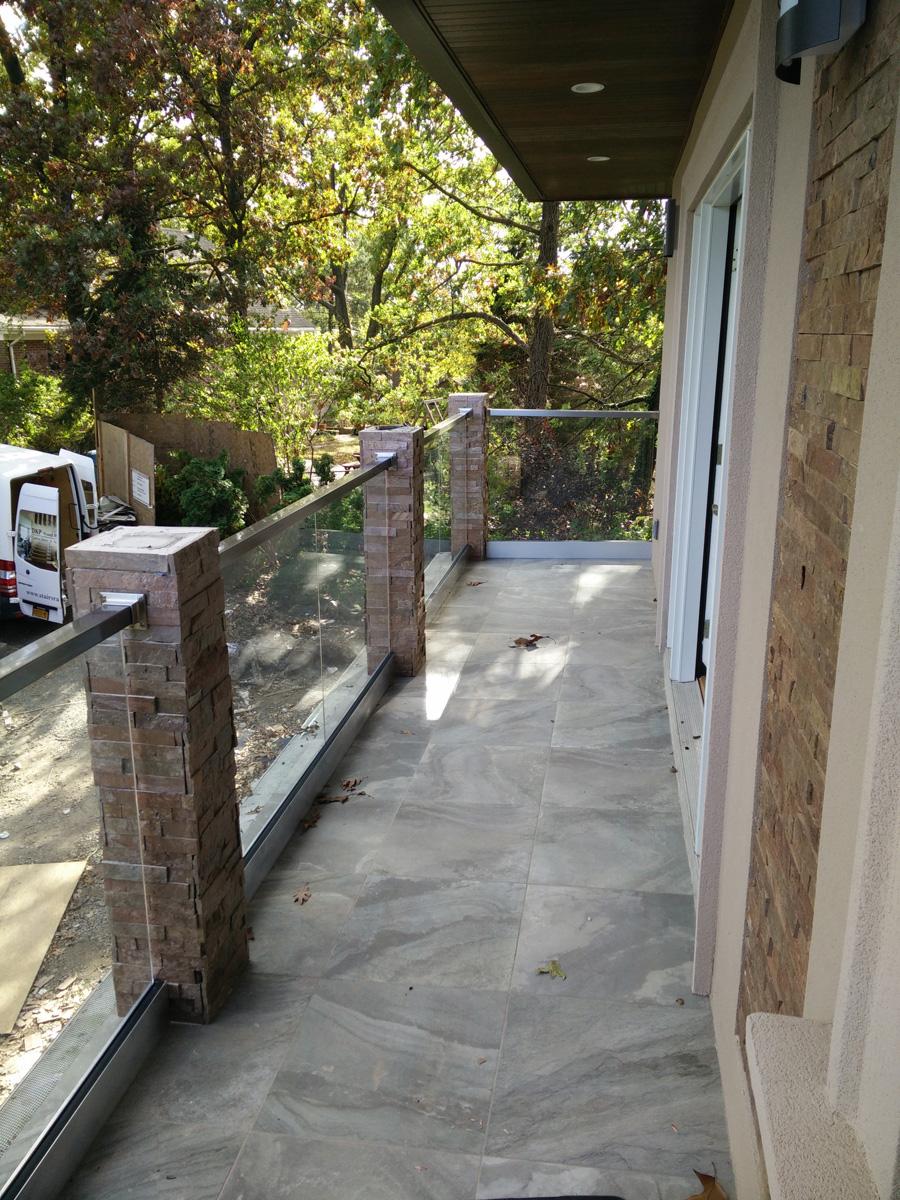 Yaphank Long Island Dkp Wood Railings Amp Stairs